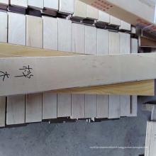 Plancher machiné de vente chaude de bouleau pour la maison