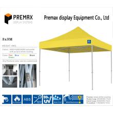 Tente publicitaire pliable pop-up personnalisée 3X3m
