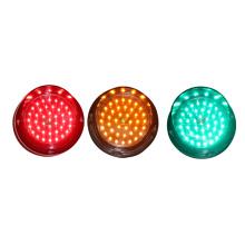 module de feu de signalisation de l'intense luminosité 100mm LED