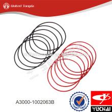Joint d'eau de cylindre YC6A A3000-1002063B pour Yuchai