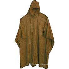 High Visibility Hunting Disposable Rain Gear Raincoat Women