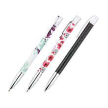 Full color printing metal pen