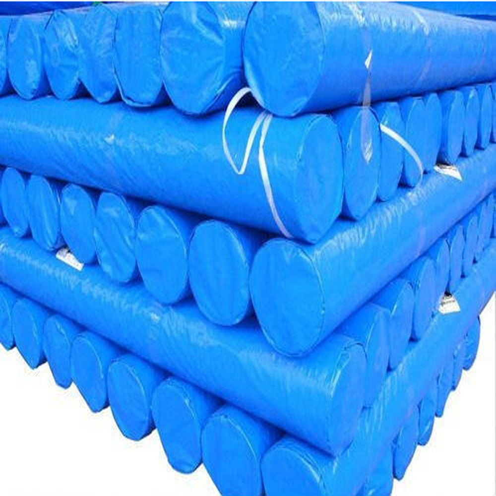 Anti-mildew Tarpaulin Plastic Fabric Roll