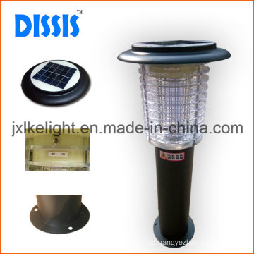 Stainless Steel 2W Outdoor Solar Mosquito Electric Trap