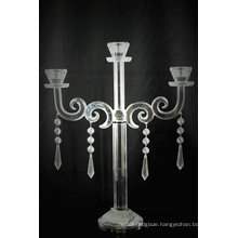 Crystal Candle Holder for Home Decoration (KLS100326-1A)