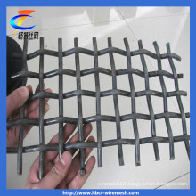 Square Wire Netting Crimped Wire Mesh