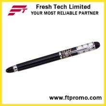 2016 Новая рекламная подарочная ручка с разработанным логотипом