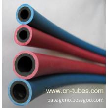 PVC Fiber Reinforced Twin Welding Hose
