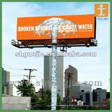 Panneau publicitaire d'impression numérique de publicité extérieure pour la promotion