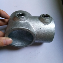 Hot dip galvanized kee clamp pipe fittings