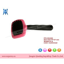 ABS Pet Grooming Brush/Bath Brush