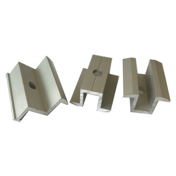 End clamp 30mm thickness aluminum solar mounting systems