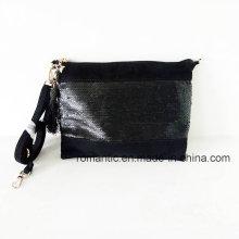 Promocional Designer Fashion Lady PU Handbags em estoque (NMDK-051702)