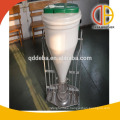 Equipo de aves de corral conveniente Alimentador automático para cerdos Alimentador húmedo seco