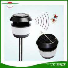 Función completa Disipador de mosquitos Césped solar Lanscape Spike Light Colgante de emergencia Linterna de camping Lámpara de tienda IP65 al aire libre