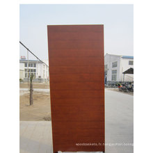 Porte fleur en bois (FD07)