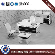 High Quality Wooden Executive Desk Modern Office Desk (HX-NS055)