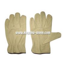 Pig Grain Driver Work Glove-9508