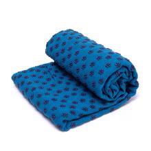 private label printed wholesale microfiber super Soft sweat absorbent non-slip hot yoga towel