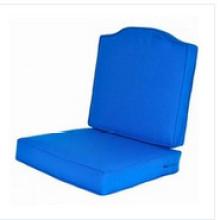 Venta al por mayor personalizada de color patio asiento de la silla de cojín