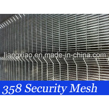 V Bends Anti-Climb 358 Security Fencing