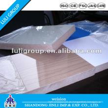Melhor Qualidade UV MDF Board