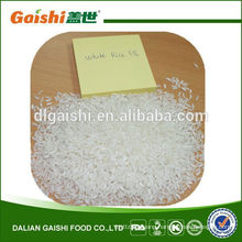 2016 hot sell sushi white rice prices