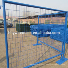 Welded crowd control barriers removable fence temporary fencing panels