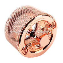 AMD CPU Cooler, Small Size, Large Heat-dissipation Area, Pure Copper, Good Heat-dissipation EffectNew