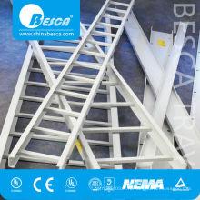 горячеоцинкованной прямой кабельной лестницы