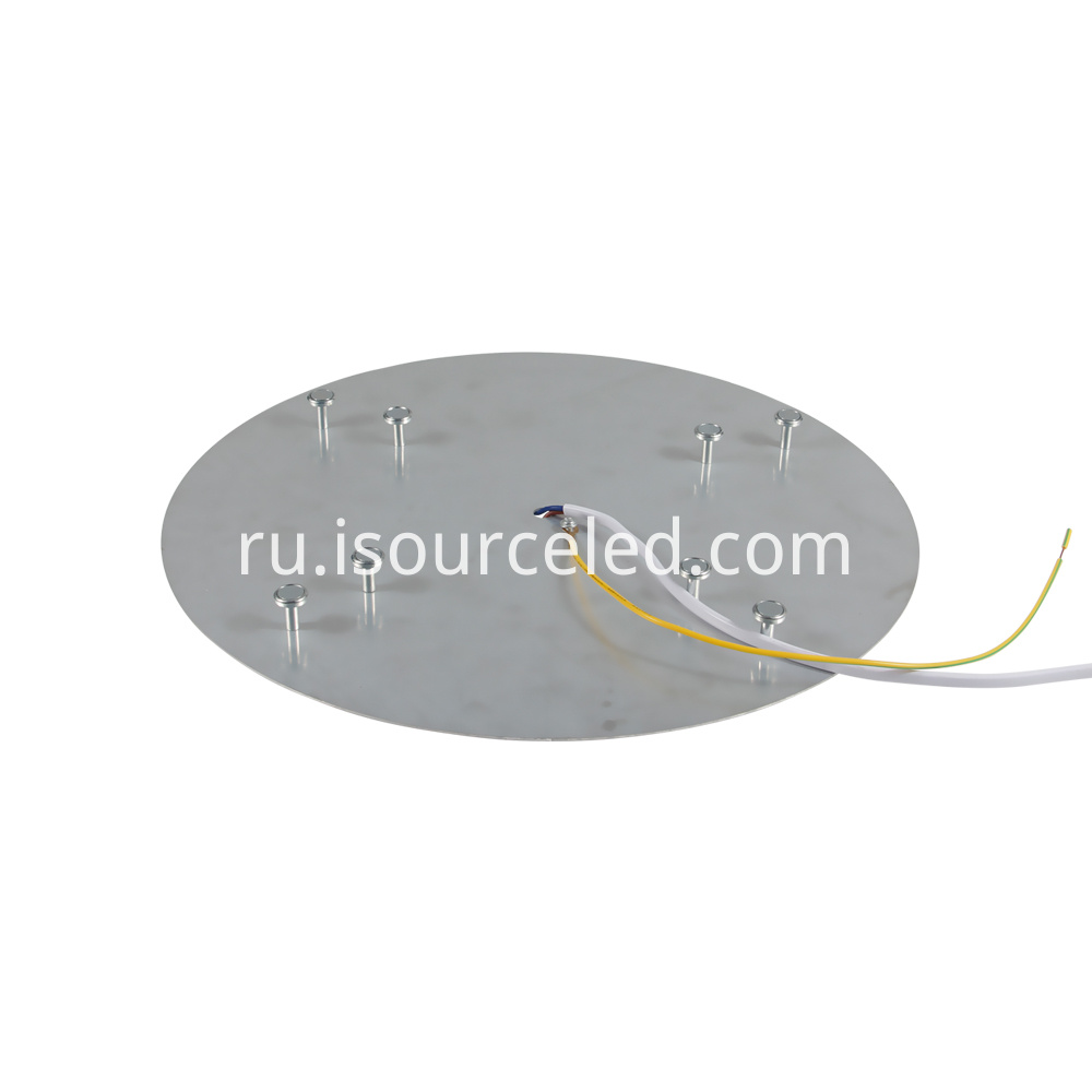 Low side of 220v SCR dimming round 50W AC COB Module