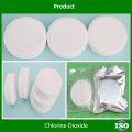 Water Disinfectant Chlorine Dioxide Tablet for Water Treatment