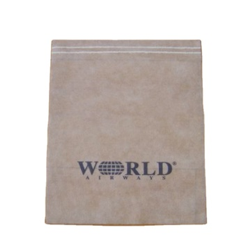 Customized Non Woven Airline Headrest Cover
