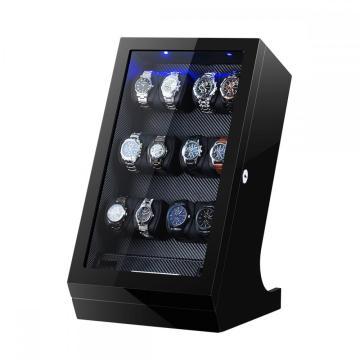 Tela sensível ao toque Assista Winder Box Display