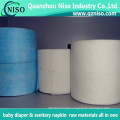 Blue / White Elastic Waist Band for Baby/Adult Diaper Raw Material