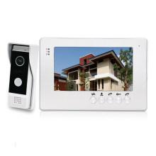 Bcomtech best quality 2 to 4 intercom home security alarm system 2 wire intercom system