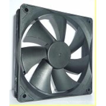 Ventilateur de refroidissement Air débit 120 * 120 * 25 mm DC12025 120mm