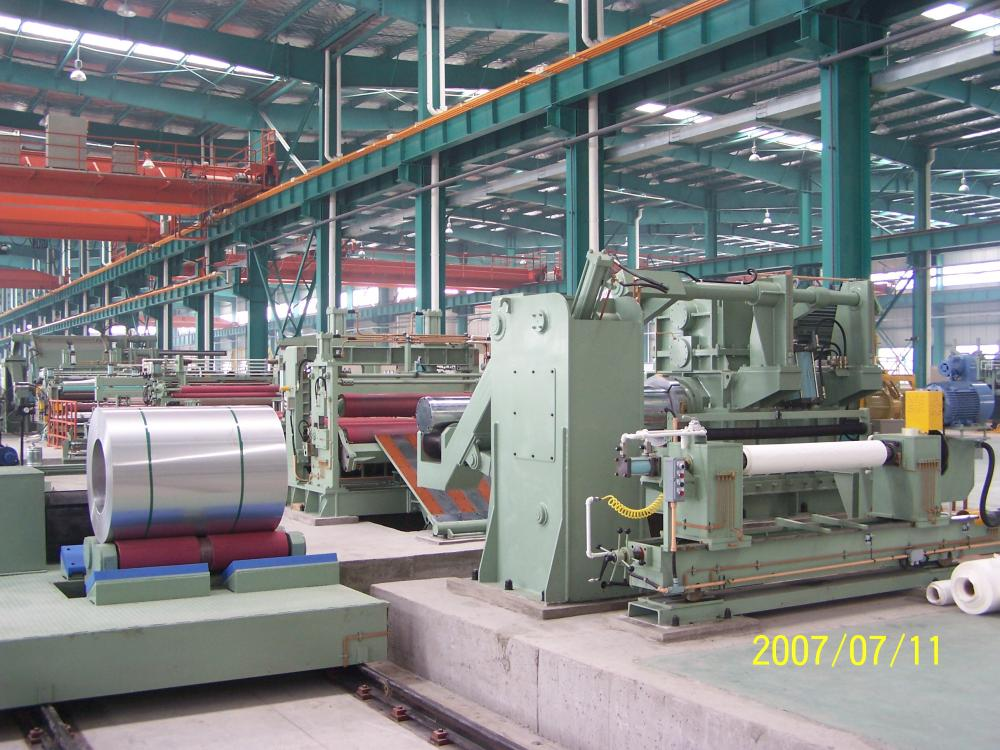 Steel Coil Cut to Length Line