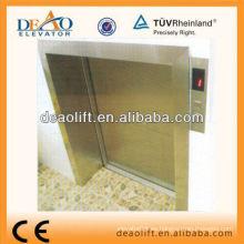 """Nova Chino Suzhou Dumbwaiter Lift """"DEAO"""" para restanrant, cafetería"""