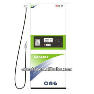 CNG gas filling fuel dispenser for CNG filling station