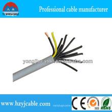 Контрольный кабель силового кабеля Спецификация Гибкий кабель управления Multicab 12 ядер Shanghai Ningbo