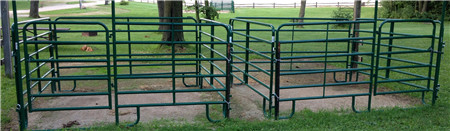Horse Fence0