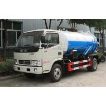 Nuevo camión de aguas residuales Dongfeng D6 2m³