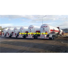 11000 Gallon 16MT Bulk Propane Semitrailers