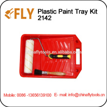 roller brush Paint Tray set