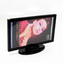 Acrylique Noir Stand Up Picture Frames
