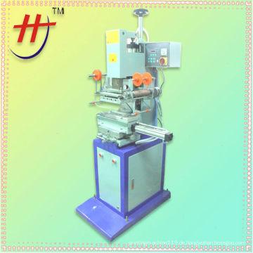 Heißer Verkauf, hengjin Druckmaschinen, HH-195 pneumatische flache heiße Stempelmaschine