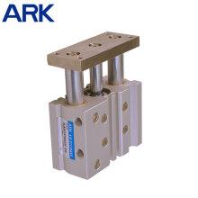 Cilindro neumático de la varilla de precisión de la guía alta del cilindro de aire
