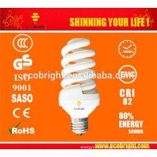 HOT! T4 24W 5500K PHOTOGRAPHIC STUDIO ENERGY SAVING LAMP 10000H CE QULITY