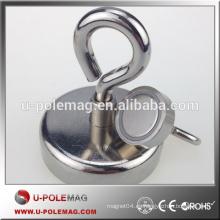 Alto Rendimiento D75mm Super Strong Holder Magnet con Gancho
